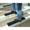 Anti-Rutsch-Klebefolien Streifen außen Treppen Interior Böden schwarz 25 oder 50 mm