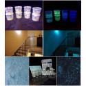 Гранулированный добавка люминесцентные стеклянные настенные росписи ДОПОЛНИТЕЛЬНУЮ ПРОЧНОСТЬ