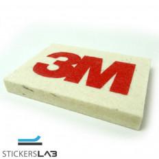 Espátula común 3 m™ Embalaje y adhesivos de fieltro de lana suave