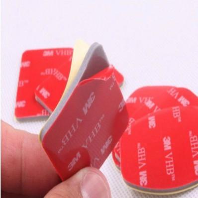 Kit de 4 Peças de suportes curvos e planos da marca 3M™ para