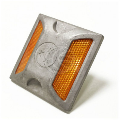 Алюминиевый отражатель светоотражатель проходимую из