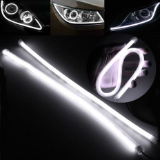2 DRL Fog Lights with 57 LEDs for cars and trucks - 45cm Shop