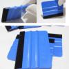 Bleue spatule pour emballage et 3M ™ adhésifs PA1 3MPA1 3 m-PA1-3D 4D carbone
