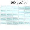 100-х клейкие этикетки этикетки уплотнения 10x20mm онлайн