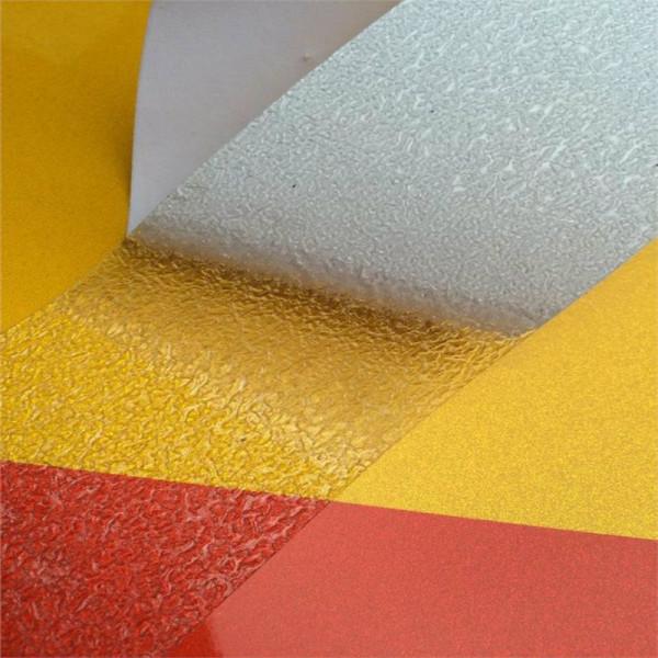 Strisce nastro pellicole adesive antiscivolo trasparente - Pellicola per doccia ...