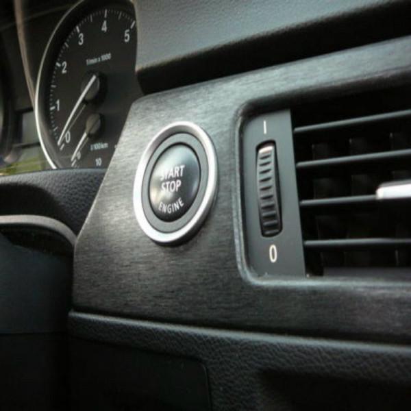 Pellicola Adesiva Per Interni Auto.Pellicola Vinile Alluminio Spazzolato No Bolle In 3 Colori Wrapping Shop