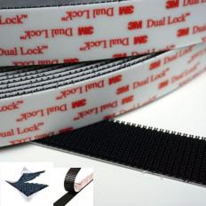3M™ SJ3550 Dual Lock™ Tape Black VHB Adhesive Roll – different sizes
