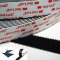 Klett 25 mm Dual Lock SJ 3550 3M ™ für den Verkauf durch den Zähler