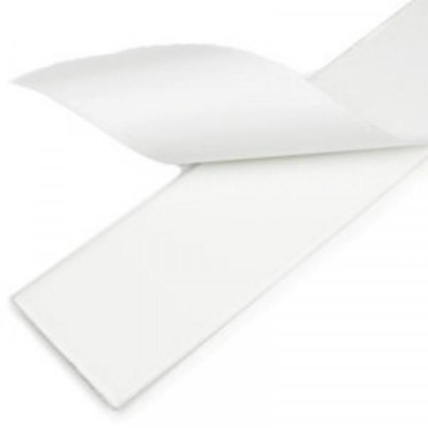 bande magn tique autocollante blanche avec aimant. Black Bedroom Furniture Sets. Home Design Ideas