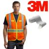 Fita adesiva prateada para costura da marca 3M™, serie 8906 -