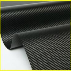 Haute qualité EXTRA film glacé enveloppé carbone 5 p 152 cm