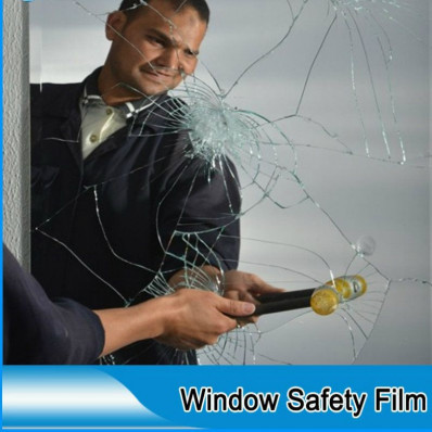 Anti shatter Glass Safety Protection CLEAR PRESS S400 Shopping