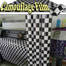 GLOSSY BLACK adhesive film-SCRATCH motorcycles car tuning car wrapping
