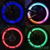 2x Заглушка LED клапан колесо в 4-х цветах с батарейками онлайн