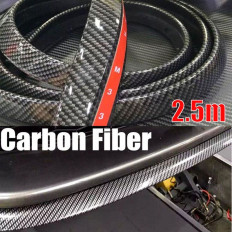 Hard rubber bumper car spoiler lip USG 2, 5MT