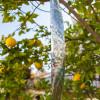Блокиратор радужные отражательная лента с яркими отражениями
