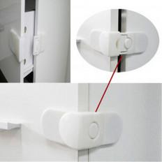 5 x selbstklebende Sicherheitsschlösser für Schränke und