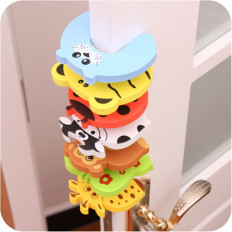 Door Stopper Finger Pinch Guard for Children safety - 10 pieces