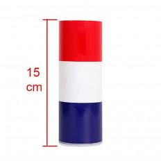 Faixa Bandeira francesa para BMW, Mercedes e Audi - 15cm venda