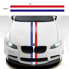 Pegatina bandera francesa para BMW, Audi y Mercedes venta en