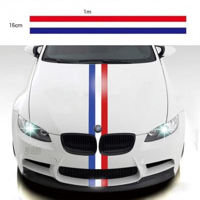 BMW M серии Гонки Спорт стикер флаг для автоматического тела 15 см