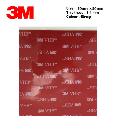 3m 5925 vhb double sided acrylic foam mounting square for Interieur und exterieur