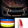 Adhesive reflective strips reflective 3M™ brand for car truck boat motorcycle 7 mm x 24MT