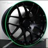 Tiras de adesivo auto círculos reflexiva 3M ™ faixa reflexiva de marca para a roda