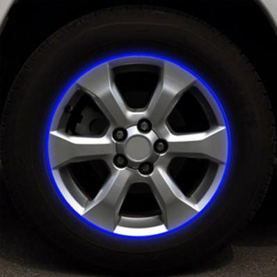 Selbst Klebestreifen Kreise reflektierende 3 m ™ Marke Reflexstreifen für Rad