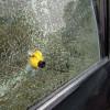 Mini Martello di sicurezza per auto in caso di incidente, rompe vetro taglio cintura,fischio per attirare attenzione