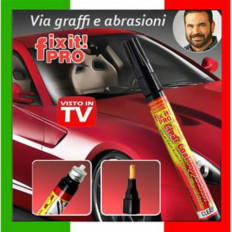 Fix it! PRO Clear Coat Scratch Repair Filler e Sealer