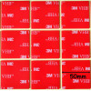 Pegatinas cuadradas doble cara 3M™ 5925 VHB de alto rendimiento