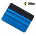 Espátula azul envolver un coche de 3M ™ PA-1 de carbono 3D-4D con fieltro