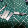 Щипцы в алюминиевой скальпель сокращения абсолютной точности с