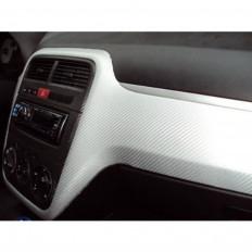 ORACLE 4D Film Klebstoff Carbon Faser weiß Ruß Auto Verpackung