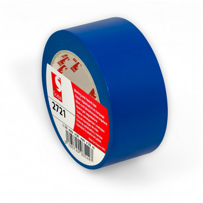Scapa 2721 PVC Adhesive Floor Marking Tape - 50mm X 33MT Shop