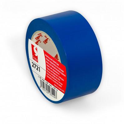 Cinta adhesiva para demarcación de pisos Scapa 2721 – 50mm x