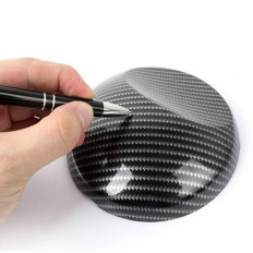 Bolígrafo profesional negro para aplicación de vinilos y