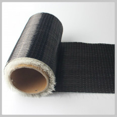 Unidirectional Carbon fiber texture roll - 200 g/m ² 12 k UD