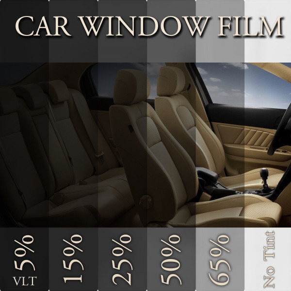 Vlt Car Window Film Tint 50 50x300cm Shop Online