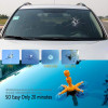 3 М хром бампере наклейка для автомобилей отделочные профиля