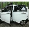 Salvaporta Gomma nero adesivo universale 5m Proteggi carrozzeria portiera auto