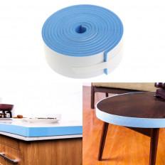 Ladekantenschutz für Kinder Gummischutz von Tischen und Möbeln