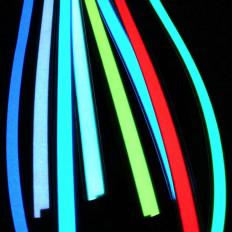 3M Stringa tubo LED elettroluminescente flessibile a neon per decorazione auto
