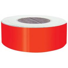 Fita adesiva vermelha fluorescente neon da marca 3M™