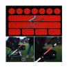 Scotchlite светоотражающий материал клей стрелы 3M™ серии 580