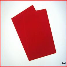 клейкая пленка лента из красного бархата, завернутые для
