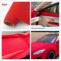 клейкая пленка лента из красного бархата, завернутые для настройки и украшения