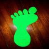8 Флуоресцентных ноги не скользят на полу в 2-х цветах онлайн