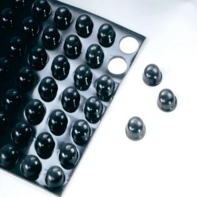 Черные бамперы противоскользящие резиновые накладки 3M ™ SJ5303